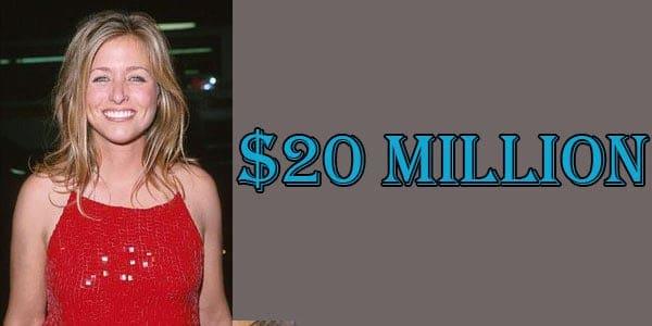 Nancy Juvonen's Net Worth is $20 million