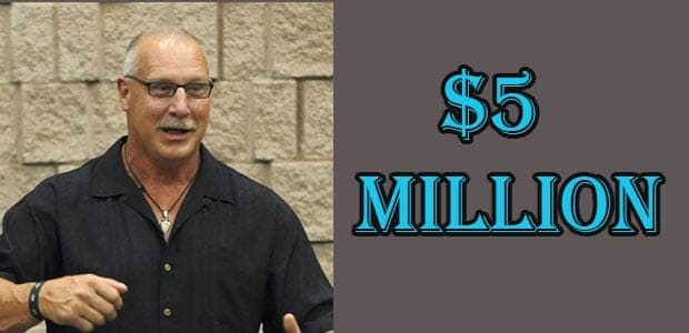 Randy White's Net Worth is $5 Million