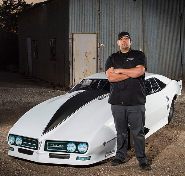 Street Outlaws' Big Chief Leaving show
