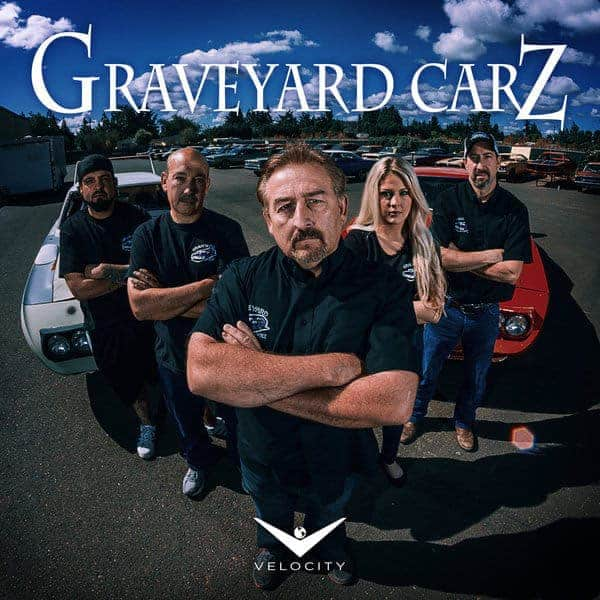 Mark Worman and his crew of Graveyard Care