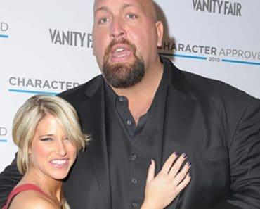 Big Show Wife Bess Katramados