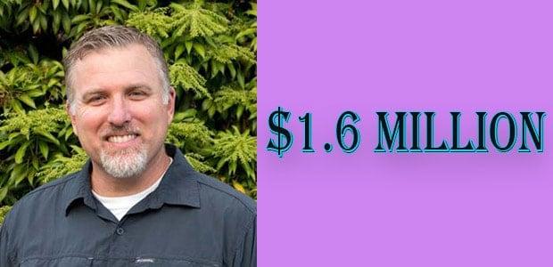 Cliff Barackman Net Worth is $1.6 Million