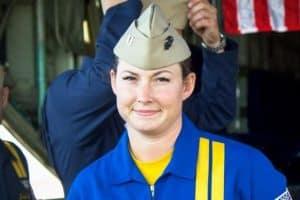 Captain Katie Higgins