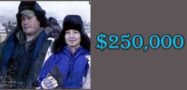 Chip Hailstone & Agnes Hailstone together their Net Worth is $250,000