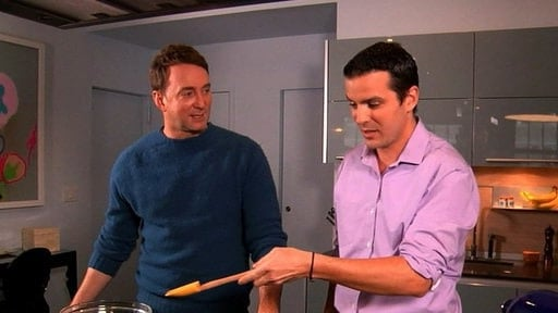 Daman Boyles And Clinton Kelly