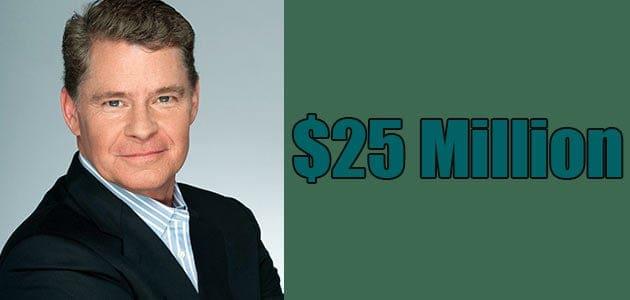 Dan Patrick Net Worth is $25 Million