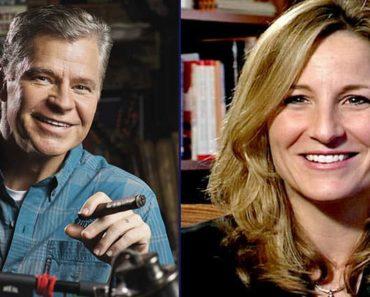 Dan Patrick and his wife Susan Patrick