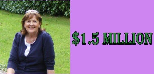 Margie Cooper Net Worth is $1.5 Million.