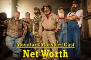 Mountain Monsters Cast Net Worth & Salaries