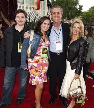 Pat Riley And his Family