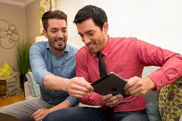 Is Either Of The Property Brothers Married