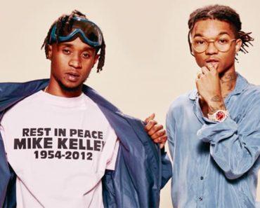 Rae Sremmurd Rapper Duo Swae Lee Slim Jxmmi