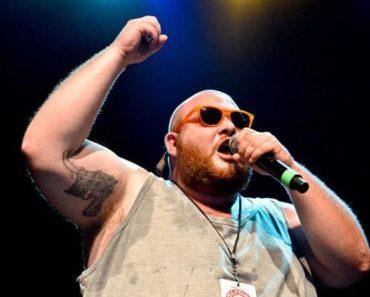 Rapper Action Bronson