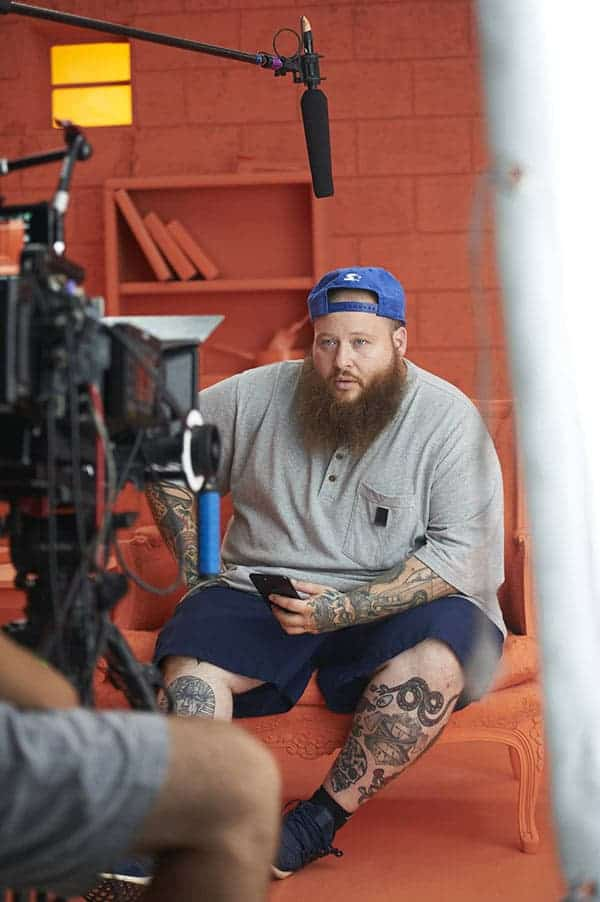 Rapper Action Bronson is now 34 years old