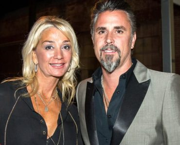 Suzanne Rawlings Wife of Richard Rawlings