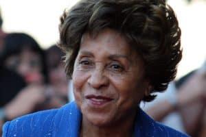 Actress Berlinda Tolbert
