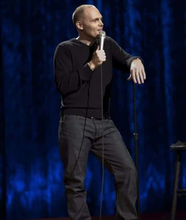 Bill Burr Source of income is comedian