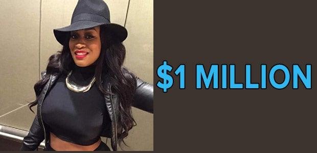 Rashidah Ali's Net Worth is $1 Million