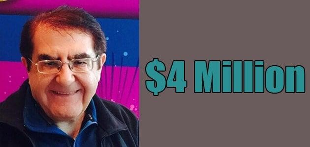 Dr Nowzardan Net Worth is $4 Million