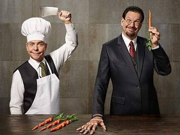 Image Result For Are Penn And Teller Married