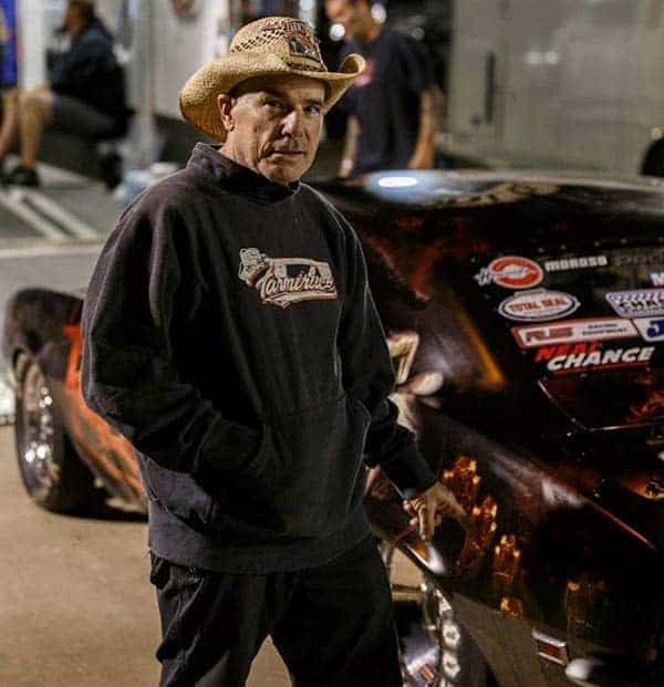 Street Outlaws Farmtruck Putting Both Hand In The Pockets