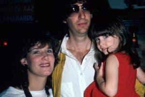Howard Stern with Ex Wife Alison Berns Stern