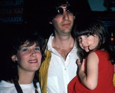 Howard Stern with Ex Wife Alison Berns Stern