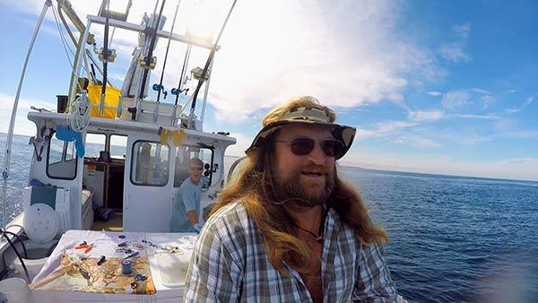 Wicked Tuna Brad Krasowski Is Married Know His Wife Net