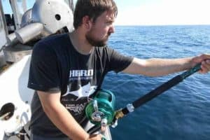 Jay Muenzner also known as Jay from Wicked Tuna