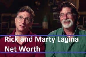 The curse of island Rick Lagina and Marty Lagina net worth