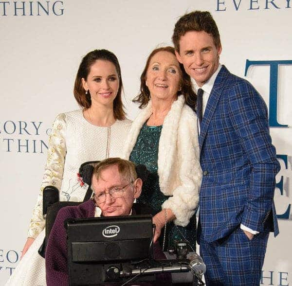 Stephen Hawking Net Worth 2018: His Kids Robert Hawking ...