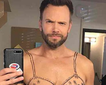Joel Mchale net worth, wife, height, age.