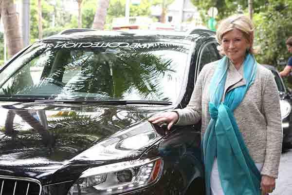 Martha Stewart Car Collection House Rich Lifestyle