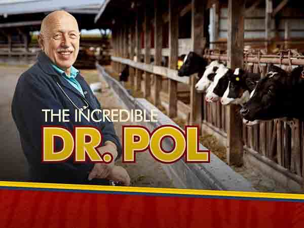 The Incredible Dr. Pol Nat Geo Wild. best animal show