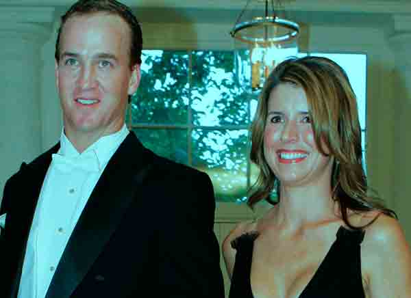 Ashley Manning husband Peyton Manning's wife