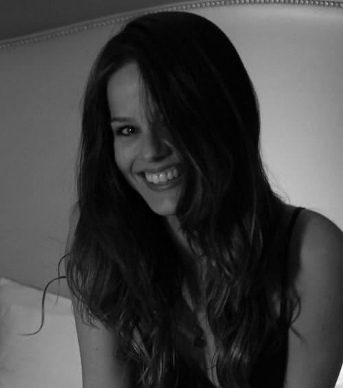 Image of Carly Hallam, Daniel tosh's wife.