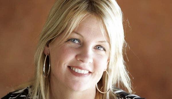 Image of Guy Fieri's wife Lori Feiri