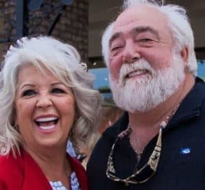 Image of Michael Groover with his wife Paula Deen