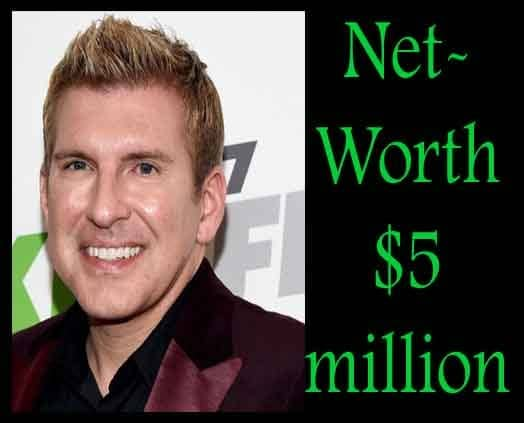 American reality star Todd Chrisley's net worth