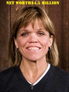 Image of Amy Roloff net worth is $4.5 million