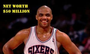 Image Of Charles Barkley Net Worth Is 50 Million