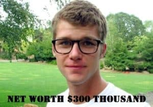 Image of Jeremy Roloff net worth is $300 thousand