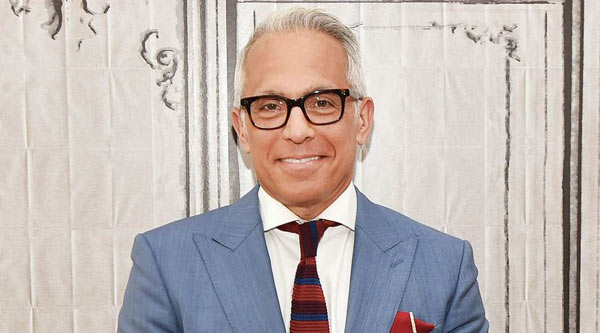 Image of Margaret Anne Williams husband Geoffrey Zakarian
