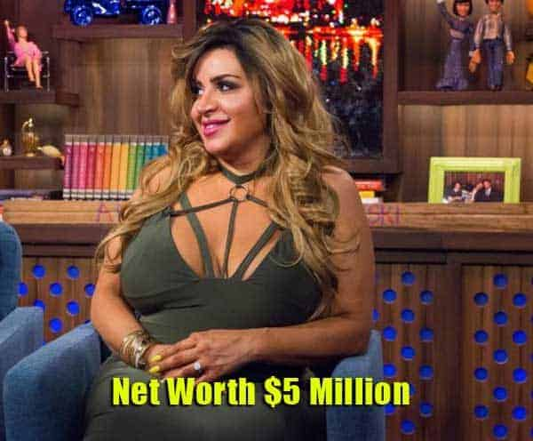 Mercedes Javid Mj From Shah Of Sunset Age Net Worth Husband