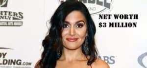 Image of Molly Qerim net worth is $3 million