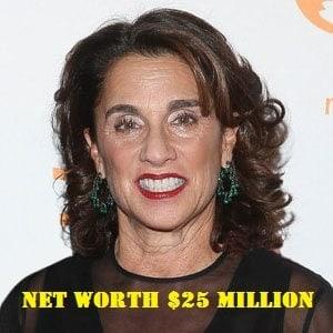 Image of Susi Cahn net worth is $25 million