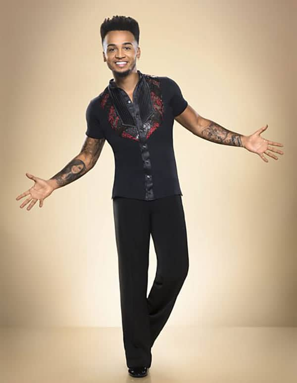 Image of Aston Merrygold height