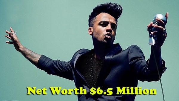 Image of Aston Merrygold net worth is $6.5 million
