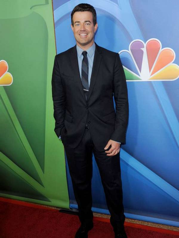 Image of Carson Daly height