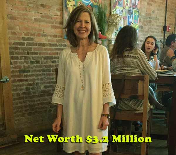 Image of Emily Threlkeld net worth is $3.2 million